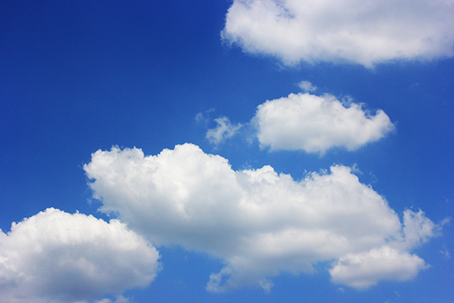 Are we moving to the cloud?