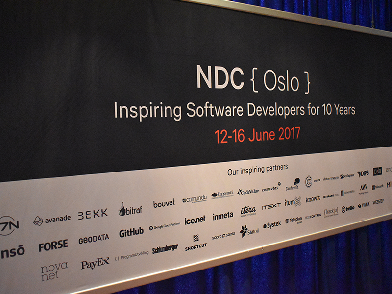 Text Control at NDC Oslo 2017