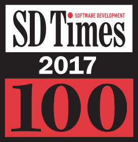 Text Control received SD Times 100 award