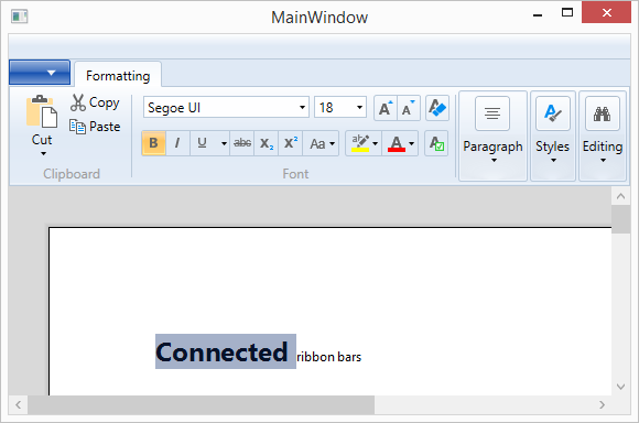 TX Text Control .NET for WPF X12 Sneak Peek
