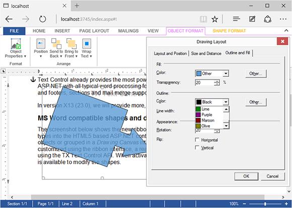 Sneak Peek X13: New features in Web.TextControl