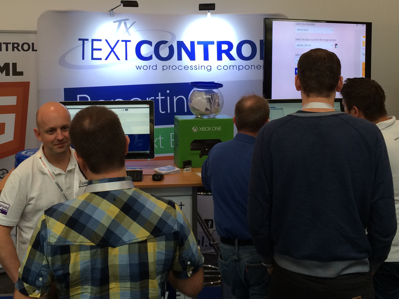 Text Control at BASTA! 2014
