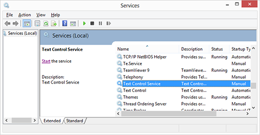 Windows Services in Visual Studio