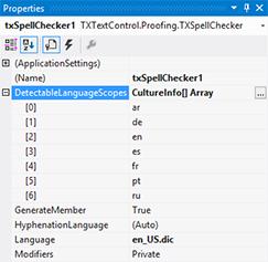 Sneak peek TX Spell 5.0: Language recognition engine