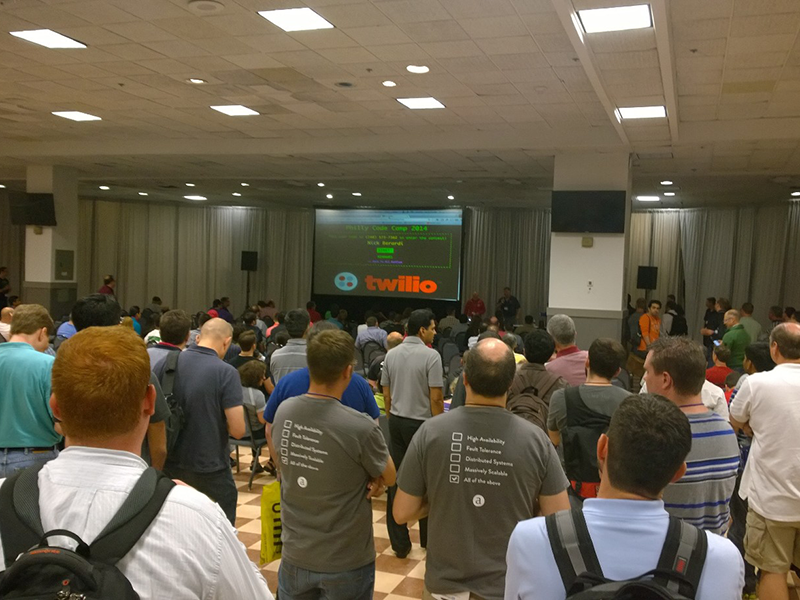 Text Control at Philly Code Camp 2014