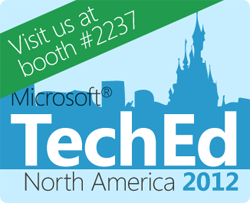 TX Text Control at TechEd North America