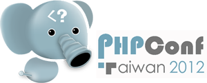 PHP Conference Taiwan 2012 logo