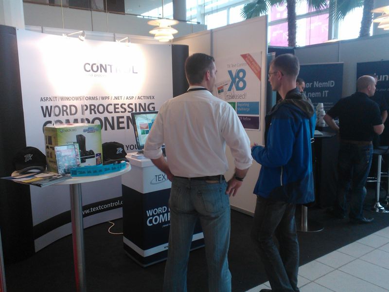 TX Text Control @ GOTO Conference 2012