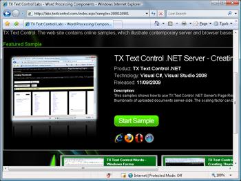 TX Text Control Labs