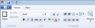 Microsoft Ribbon for WPF