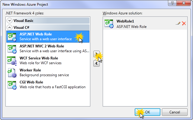 TX Text Control in Windows Azure