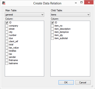 Report Data Source Configuration Files