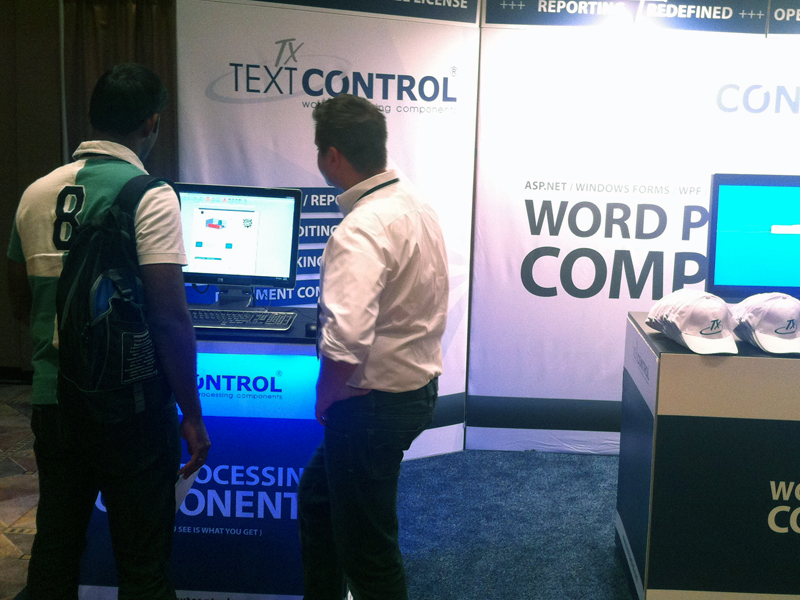 Text Control @ DevIntersection 2013