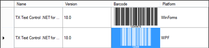Implementing a custom DataGridViewBarcodeCell