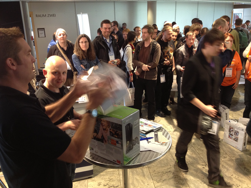 Text Control @ dotnet Cologne 2013