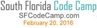 South Florida Code Camp 2016