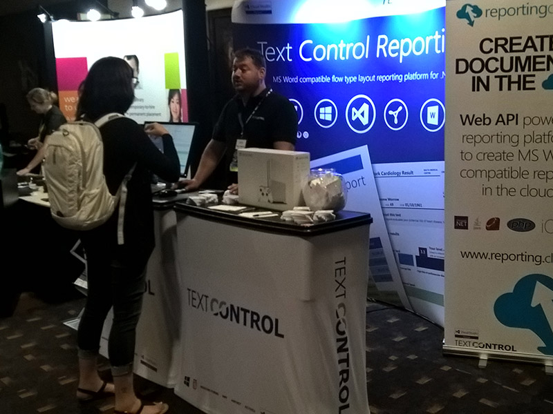 Text Control at That Conference 2016