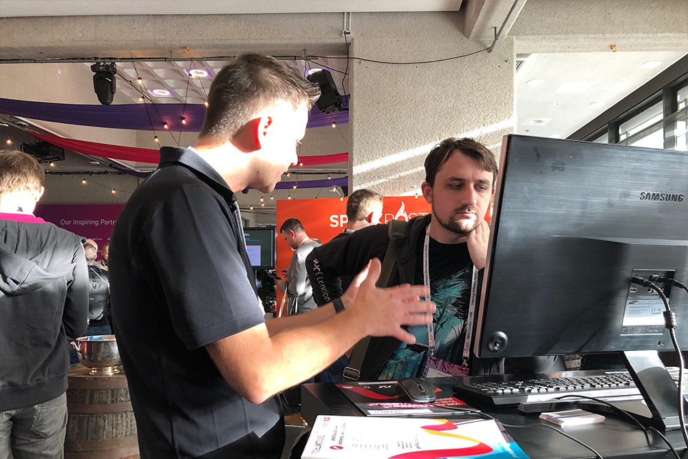Text Control at NDC London 2018