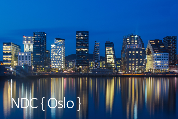 Meet Text Control at NDC Oslo 2018