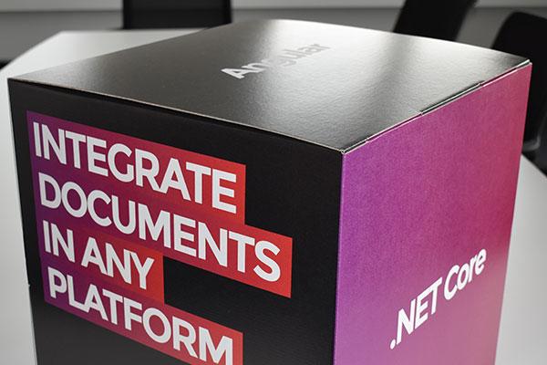 Integrate Documents in any Platform: Visit us at BASTA! 2018
