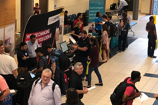 Impressions from Houston Tech Fest 2018