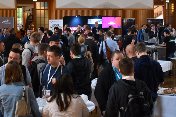Impressions from Developer Days Magdeburg 2019