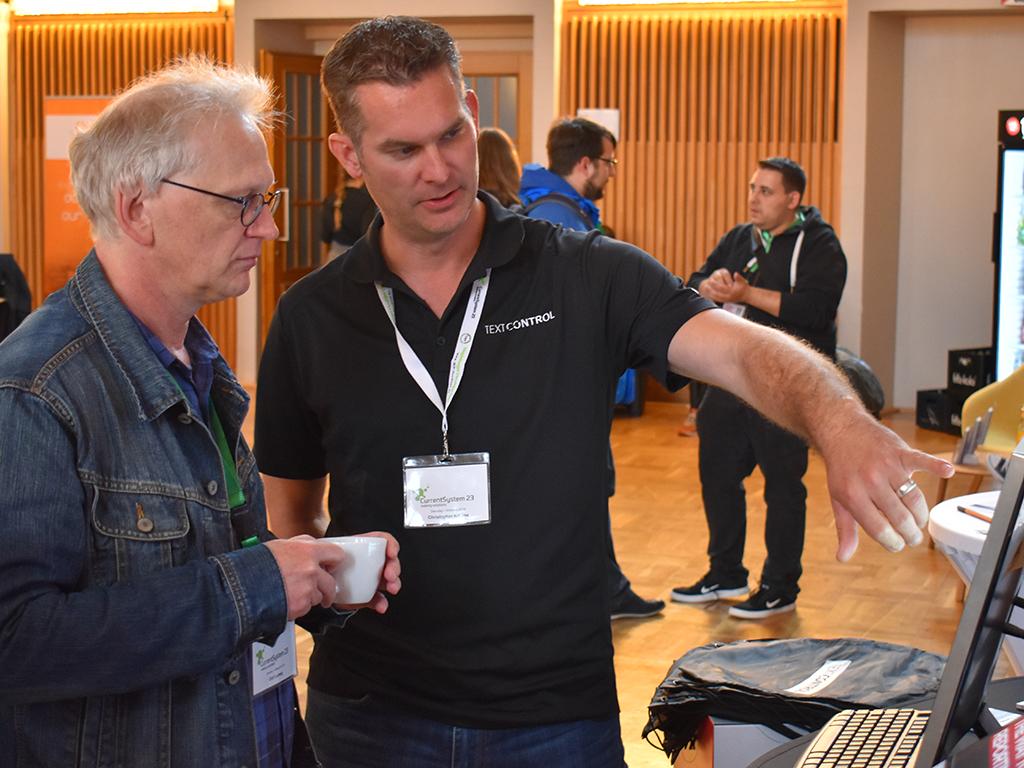 Text Control at Developer Days Magdeburg 2019
