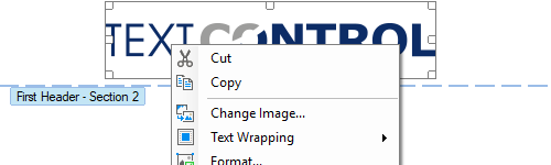Headers and Footers in Text Control
