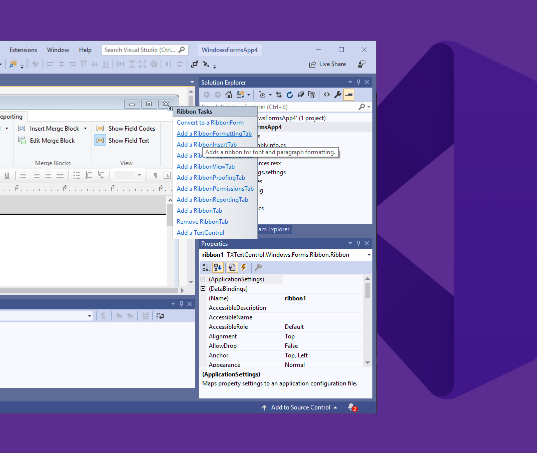 Visual Studio 2019 Compatibility