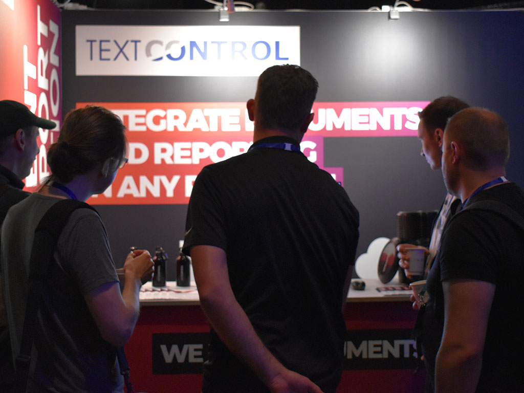 Text Control at NDC Oslo 2019