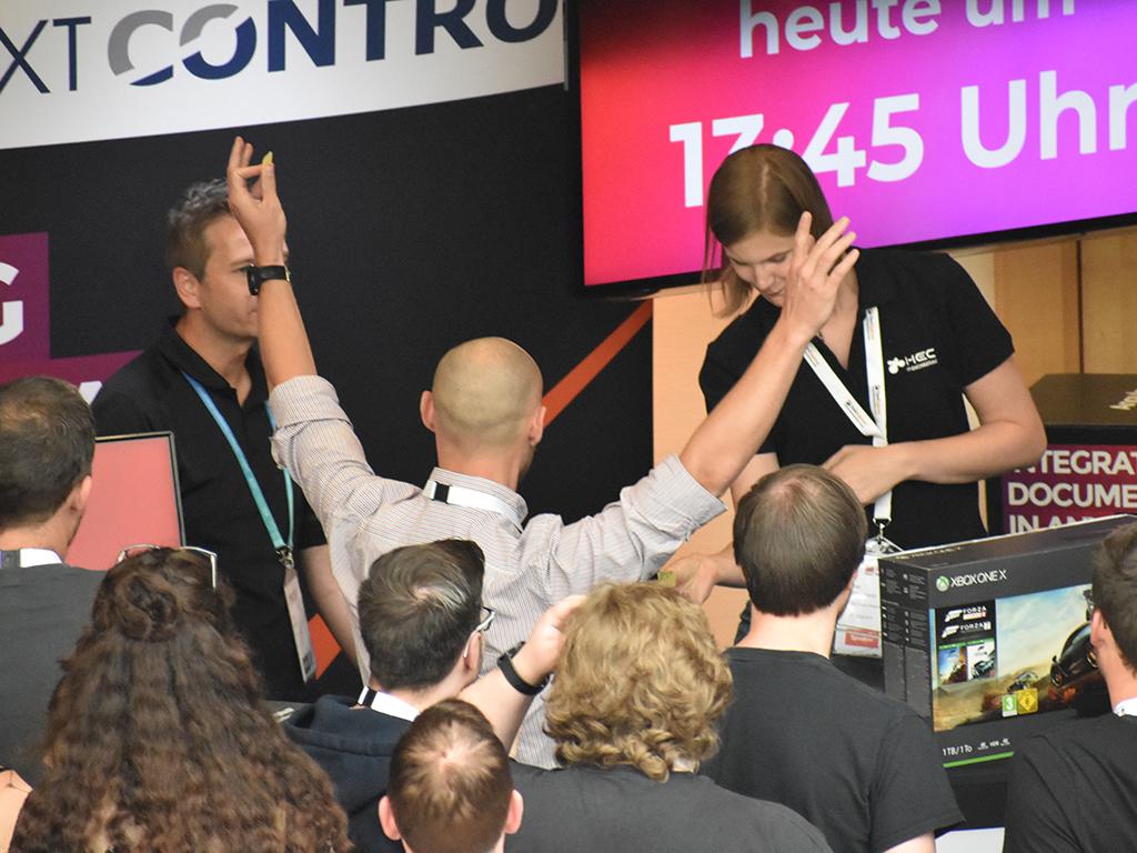 Text Control at DWX 2019