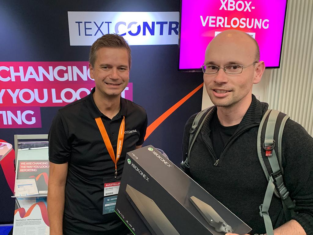 Text Control at BASTA! 2019