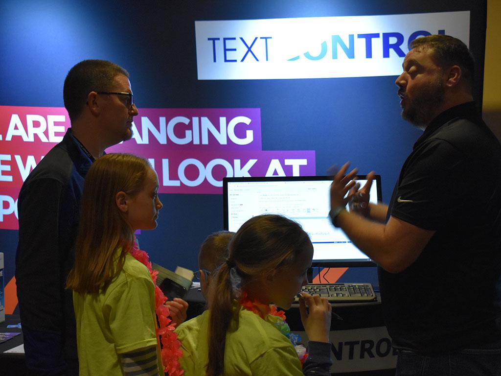Text Control at CodeMash 2019
