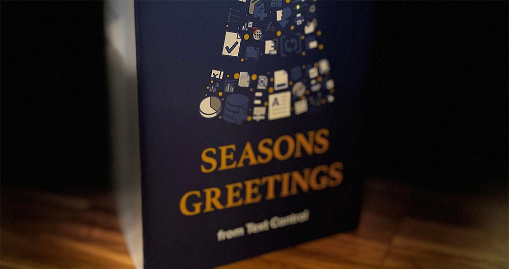 Seasons greetings 2019