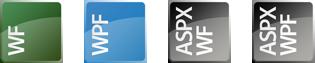 TX Text Control product logos