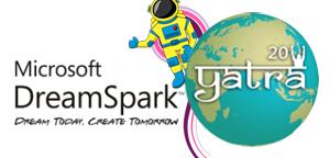 Microsoft DreamSpark Yatra 2011, India