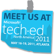 TX Text Control at Tech·Ed North America 2011