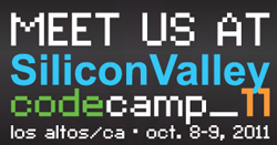 Silicon Valley Code Camp 2011