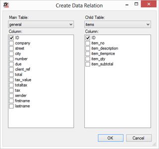 Report Data Source Configuration Files