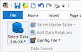 Excel files as data sources using RSSBus ADO.NET Providers
