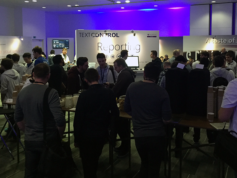 Impressions from NDC London 2016