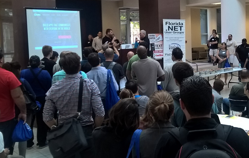 Impressions from the South Florida Code Camp