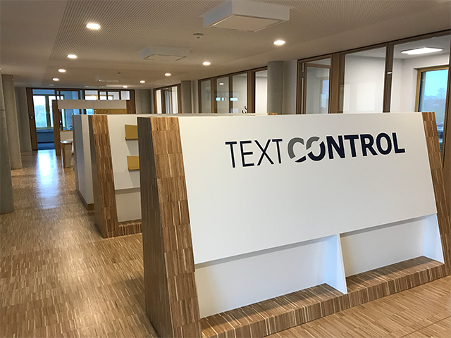 Meet Text Control as NDC London 2017