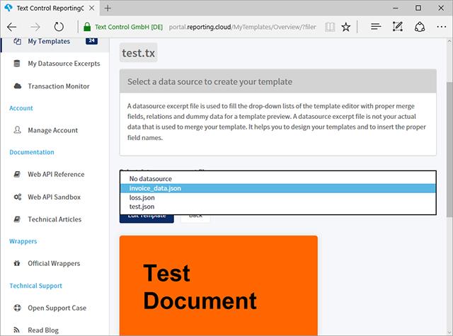 Using Custom Document Properties to store additional data