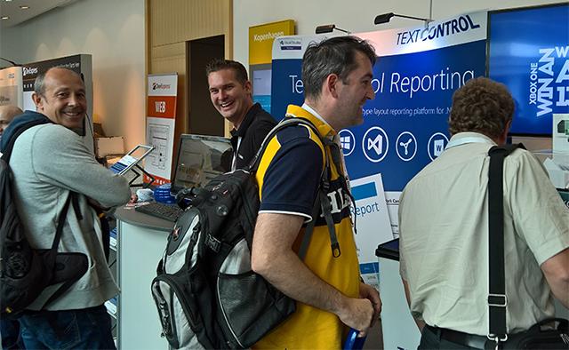 Meet Text Control at Developer Week 2017 (DWX) in Nuremberg