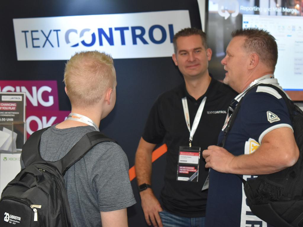 Text Control at BASTA! 2017