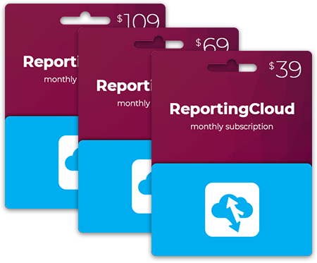 ReportingCloud Subscription