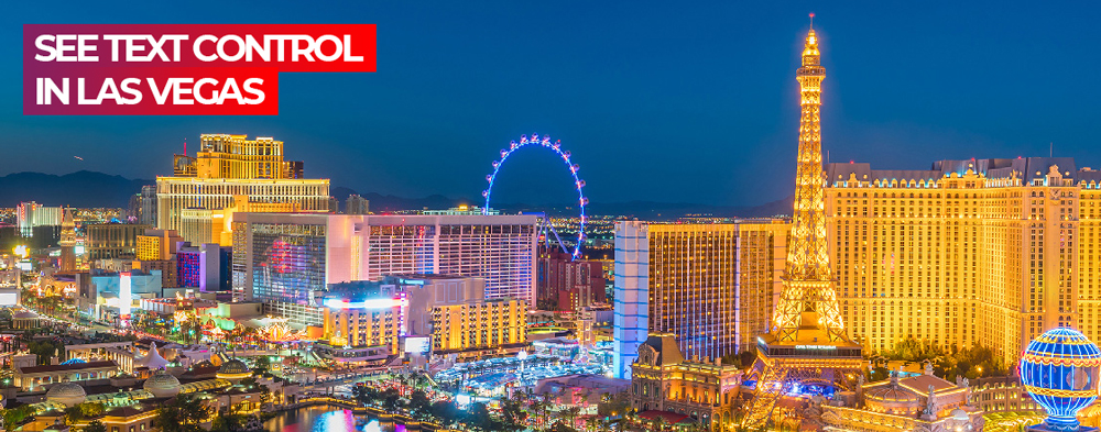 See Text Control in Vegas