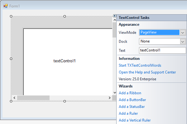 Creating Your First Windows Forms Application