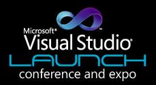 Visual Studio 2010 Launch